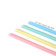7x21 일자 스트로우 (벌크 혼합) 10000개(1박스)_(1348090)