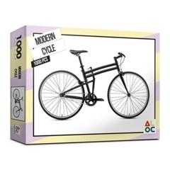 (알록퍼즐)1000피스 자전거 직소퍼즐 AL3006_(1645583)