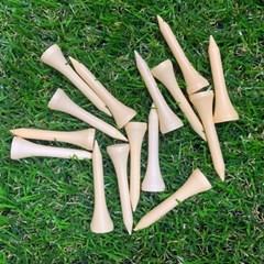 턴트골프 나무 골프티 숏티 1팩 15개입_(394817)