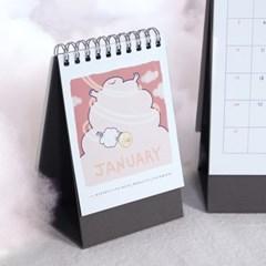 구름의 사생활 2021 탁상 캘린더/달력 MINI