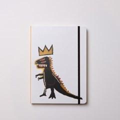 [롯데뮤지엄] 바스키아 양장노트-공룡