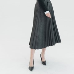 [HAND MADE] 헤라 펌프스 블랙크랙 (1,5,6,7,8,9cm)