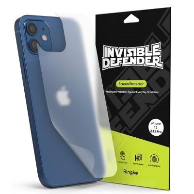 아이폰12 프로 맥스 미니 링케 ID 후면 무광 보호필름(2매입)