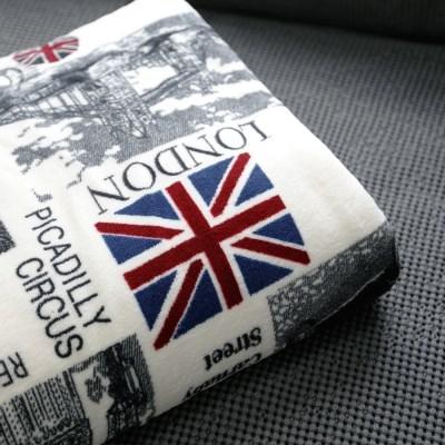런던 극세사 담요