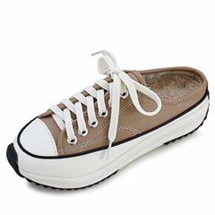 kami et muse Strap fur backless sneakers_KM20w261