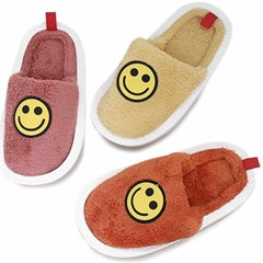kami et muse Smile fur slippers_KM20w259