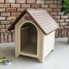 아이리스 강아지 집 애견 하우스 보브하우스 M_(1871811)