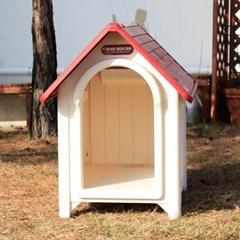 아이리스 강아지 집 애견 하우스 보브하우스 L_(1871810)