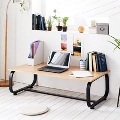 재택근무 책상 다용도책상 좌식책상 컴퓨터좌식책상_(3244998)