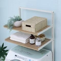 아이리스 욕실 다용도 세탁기 선반 SLR-640_(1871944)