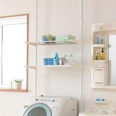 아이리스 욕실 다용도 세탁기 선반 LRT-27P_(1871943)