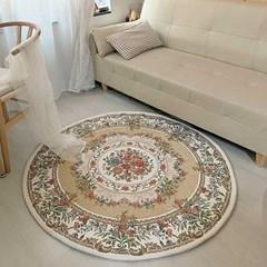 공간활용 Home interior 원형 러그 90cm 120cm 160cm
