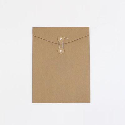 크라프트 하도메 봉투 A4 A5 종이 서류 파일 케이스