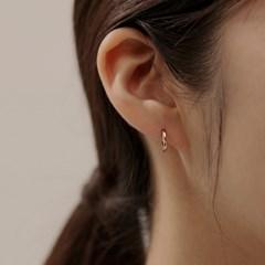 로이드 L.베이직 캐쥬얼 10K Gold 귀걸이 LOFL3003T