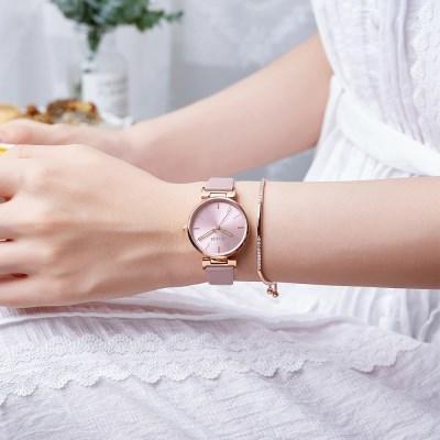 [쥴리어스정품] JA-1271 여성시계/손목시계/가죽밴드