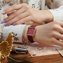 [쥴리어스정품] JA-1269 여성시계/손목시계/가죽밴드