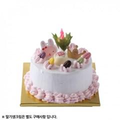 DIY/생일 케이크 만들기(미니초코데코)