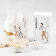 단백질쉐이크 식사대용 간편선식 다이어트 한끼쏙 그레인(6EA)