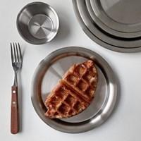 국내산 스텐접시 캠핑용 주방그릇 카페접시
