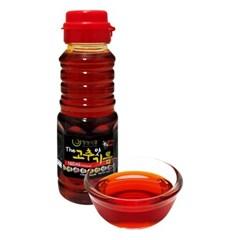 CJS001-1 수입 매운 고추맛기름 160ml