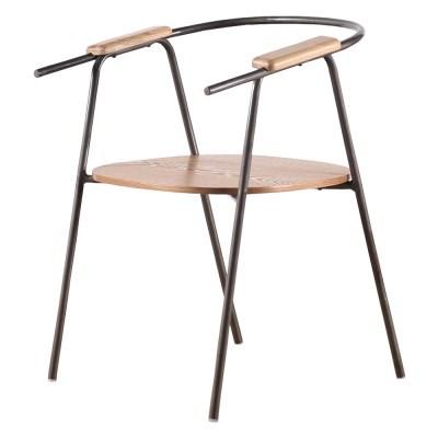 카쿤 철제 팔걸이 의자[SH003341]