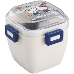 (일본) 헬로키티 샐러드 런치박스 (620ml)