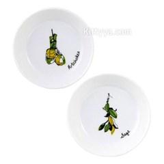 슈가랜드 러블리 팬트리 접시 S (2design)