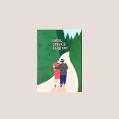 엽서_연인클럽 Postcard_Local Lover's Club