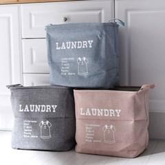 라이프토템 다용도빨래바구니 세탁물보관함 장난감통 빨래통