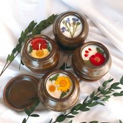 한국민속촌 항아리향초