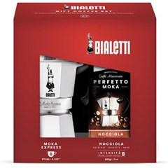 비알레띠 모카 익스프레스 6컵 + 페르페토 헤이즐넛 200_(1447945)