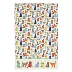 캣워크 고양이 패브릭 포스터 / 가리개