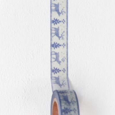 Nordic Sweater Masking Tape [Reindeer]