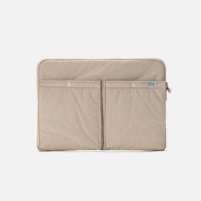 CITY BOYS LAPTOP CASE Sand