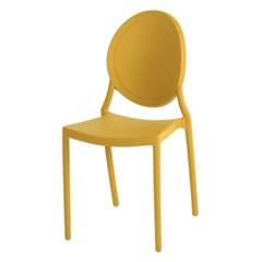 라운딩 플라스틱 의자[SH003124]