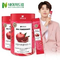 [네이처드림] 리얼 석류콜라겐 젤리스틱 30포*2박스