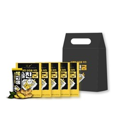 숙취닥터 술친굼 5박스 선물세트 (총25포+선물상자)