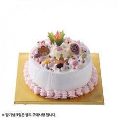 DIY/생일 케이크만들기(1호초코데코)