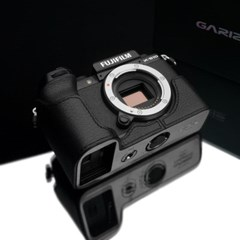 소니 Fujifilm X-S10용 가죽케이스 XS-CHXS10BK