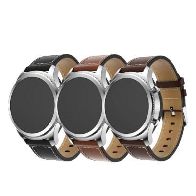 갤럭시워치 가죽밴드 시계줄 스트랩 22mm/45(46mm)