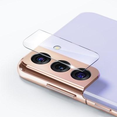 갤럭시 S21플러스 후면 카메라 강화유리 액정보호필름 2매