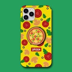 슬림하드 케이스 스마트톡 세트 - 피자 옐로우(Pizza YL)