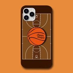 슬림하드 케이스 스마트톡 세트 - 바스켓볼 브라운(BasketBall BR)