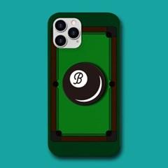 슬림하드 케이스 스마트톡 세트 - 포켓볼 그린(PocketBall GR)