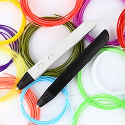 에코마음 3D펜RP800A쓰리디펜PLA필라멘트No LCD도안제공