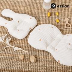 아기의자 전용 모데즈 2종세트 (오렌지)