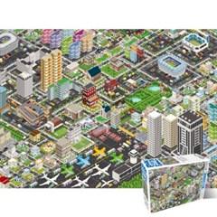 500피스 퍼즐 세계지도 시티라이프 HS783167_(1298459)