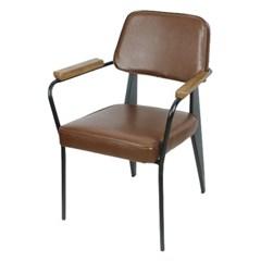 스텐다드 팔걸이 철제 의자[SH003103]