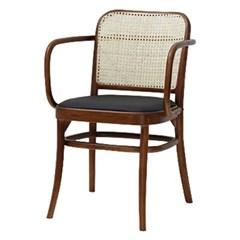 라쿤 라탄 팔걸이 의자[SH003114]