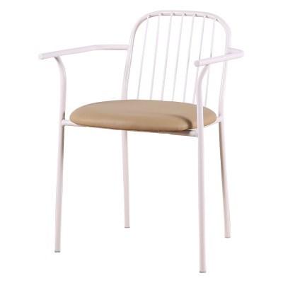 누킨 철제 팔걸이 의자[SH003336]